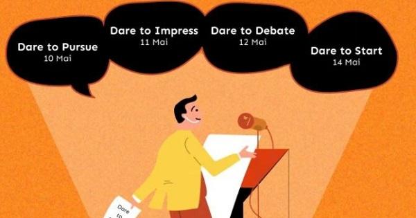 Dare to Speak 2021. Proiectul care dezvolta vorbitul in public a ajuns la a VI-a editie