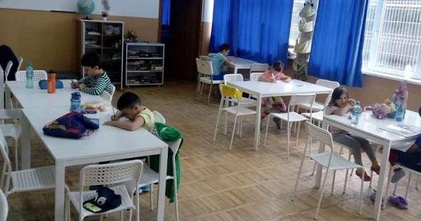 Scoala de Vara pentru copiii din mediul rural