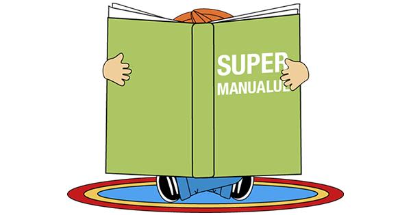 Super Manualul pentru clasa a V-a a plecat spre scoli: costa 4 lei si a fost tiparit in 177.000 de exemplare