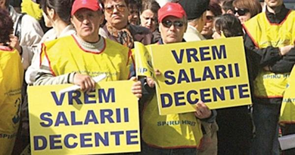 Profesorii au iesit in strada - proteste in toata tara