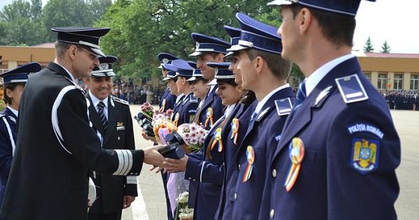 Admiterea la scolile de agenti de politie. Perioada concursului si data limita a inscrierilor