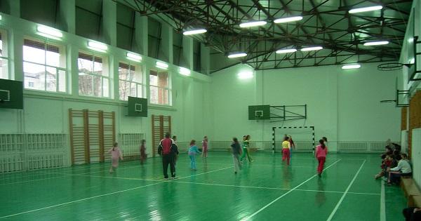 9 sali de sport noi in scolile din Capitala?