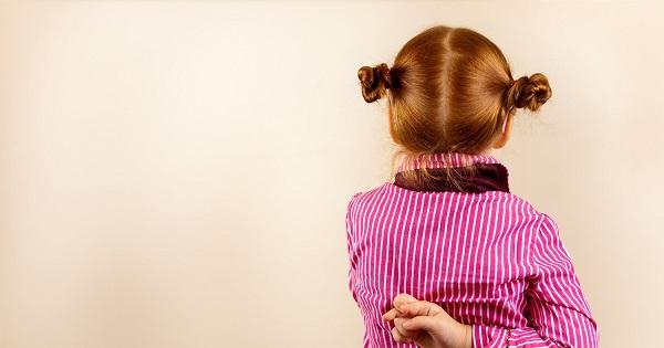 De ce mint copiii, in functie de varsta lor