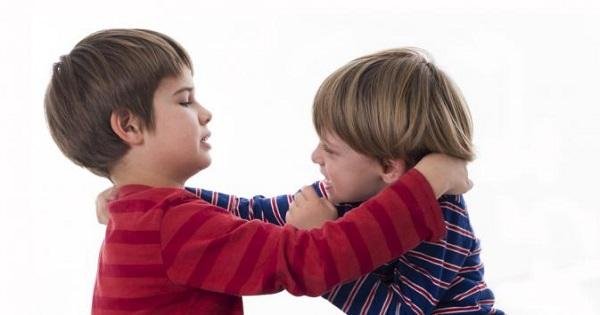 Ce pot parintii sa faca atunci cand copilul este agresiv. De ce anumite pedepse nu ajuta