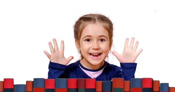 Educativ si distractiv! Jocul pentru care copiii de 4-7 ani va vor multumi mai tarziu