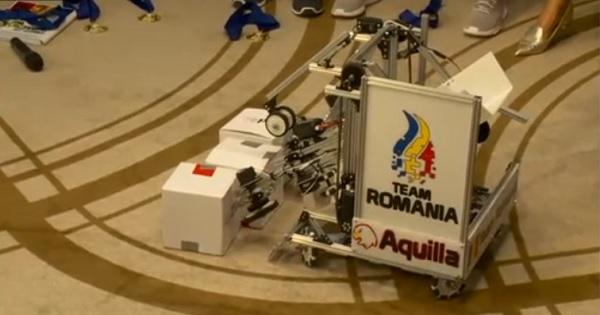 Performanta: Romania, campioana mondiala la robotica