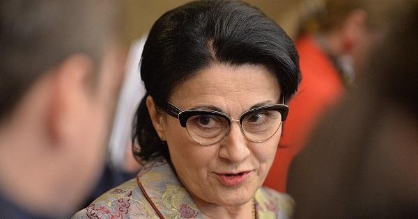 Ecaterina Andronescu revine la Ministerul Educatiei. Informatia a fost confirmata