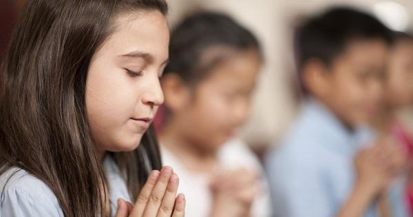 Pregatiti-va copiii! Textul rugaciunii