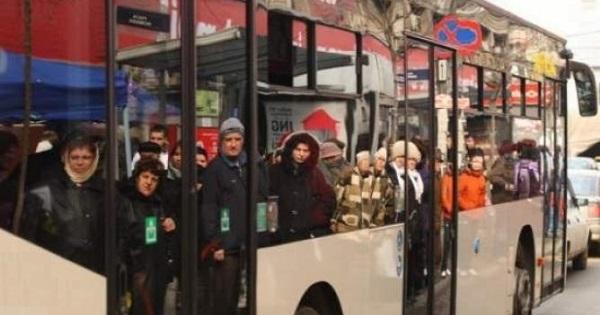 Transport gratuit in Bucuresti pentru elevii din invatamantul preuniversitar