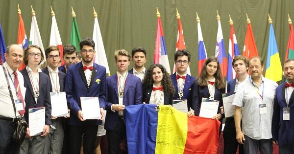Elevii romani au obtinut 10 medalii la Olimpiada Internationala de Astronomie si Astrofizica 2019
