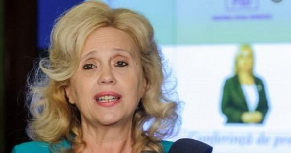 Cine este Camelia Gavrila, propusa ministru al Educatiei de Viorica Dancila