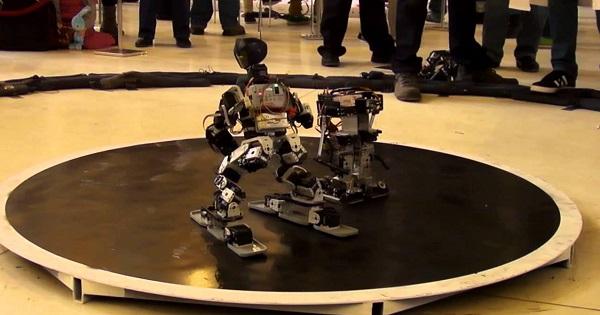 Competitia RoboChallenge incepe pe 1 noiembrie. 17 tari concureaza la Bucuresti