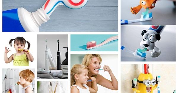 Pasta de dinti- factor primordial in igiena copiilor