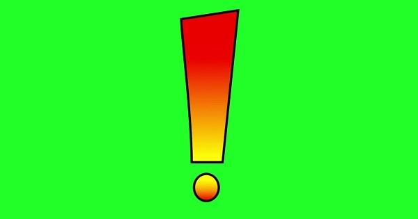 Reguli de punctuatie: Semnul Exclamarii (!) - explicatii si exemple pentru elevi