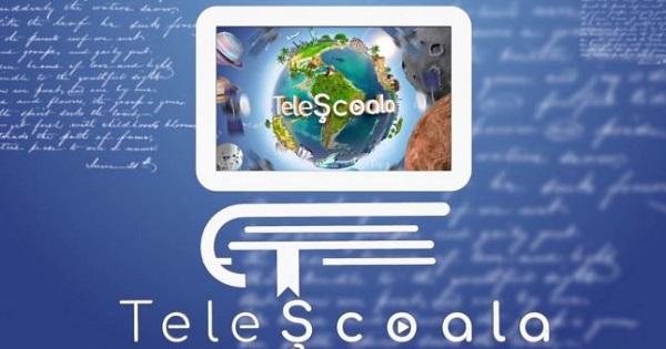 Telescoala la TVR. Orarul saptamanii 22 - 24 aprilie pentru elevii de clasa a VIII-a si a XII-a