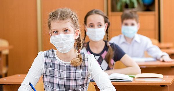 Elevii vor purta masca la scoala?