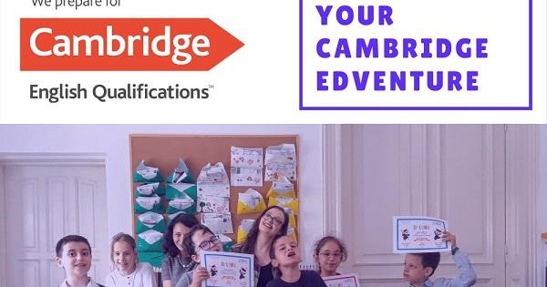 3 motive pentru care sa alegeti cursurile de engleza Cambridge pentru copii