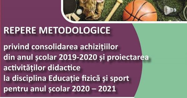 Ghidul pentru Educatie Fizica si Sport a fost anuntat de Ministerul Educatiei