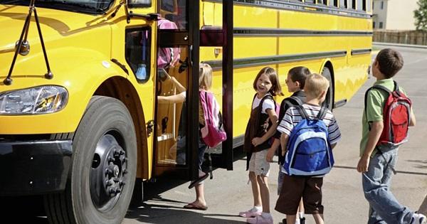 Lege in Parlament: elevii vor avea transport dus-intors cu autobuze scolare