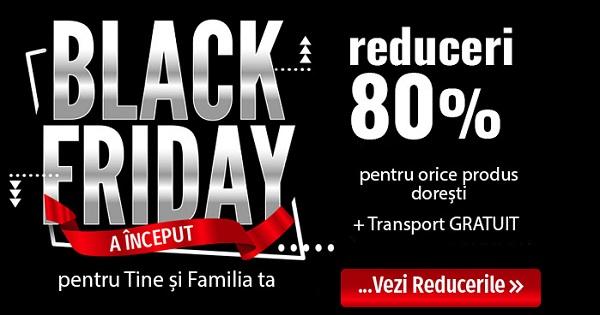 A inceput Black Friday 2020 pentru parinti si elevi: reduceri uriase si transport gratuit! Atentie, stoc LIMITAT