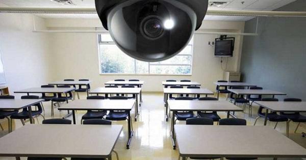 Camere de supraveghere in toate clasele - un nou proiect de lege