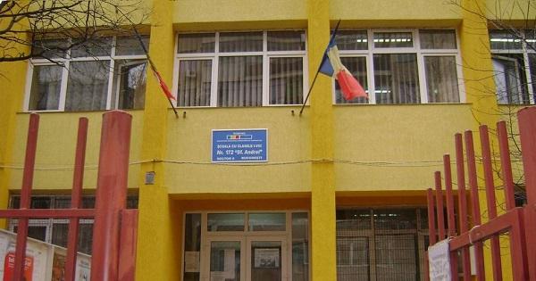Primul caz de Covid-19 de la reinceperea scolii, raportat de scoala Sf. Andrei din Bucuresti