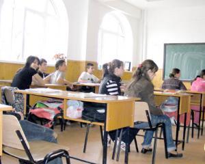 Rata abandonului scolar este foarte ridicata in judetul Timis