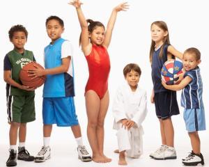 Cele mai indicate activitati fizice pentru copii