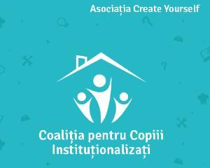 Asociatia Create Yourself a lansat proiectul Descopera - Dezvoltare si suport pentru copiii si educatorii din apartamentele de tip familial