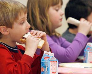 Elevii ar putea primi o masa calda sau un pachet alimentar gratuit zilnic