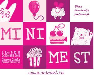 Anim`estul copiilor: filme si ateliere pentru cei mici, in cadrul MINIMEST