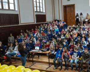 Peste 1.600 de elevi experimenteaza arhitectura in saptamana Scoala Altfel