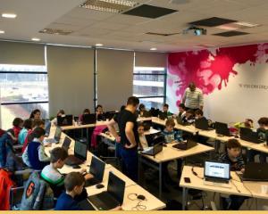 Ateliere IT pentru copiii care vor sa invete programare si electronica