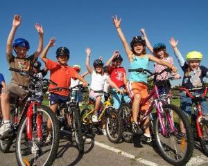 Bicicleta pentru copii - o alternativa sanatoasa pentru timpul liber
