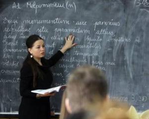 Profesorii sunt nemultumiti de intarzierea salariilor in luna ianuarie