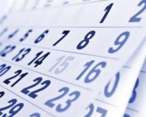 Calendarul examenelor pentru elevi in 2014