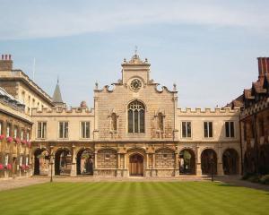 Universitatea Cambridge isi deschide propria scoala primara