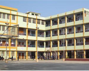 Campus scolar, construit cu fonduri europene