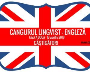 82 de elevi cu rezultate extraordinare la faza a doua a Cangurului Lingvist-Engleza au fost premiati cu excursii si sejururi in Europa