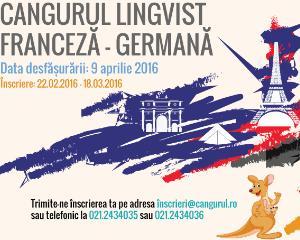 Cangurul lingvist, sectiunea franceza-germana propune o noua forma de testare in anul scolar 2015-2016