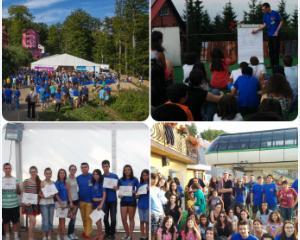 Tabara Internationala CANGURUL pregateste anul acesta noi provocari pentru elevii dornici sa se dezvolte armonios