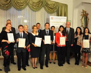 Castigatorii competiei Cangurul Lingvist limba engleza au fost premiati