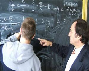 Concurs pentru desemnarea celui mai bun profesor din lume