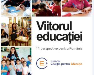 """""""Viitorul educatiei"""" sau cum sa aducem curajul in educatia din Romania"""