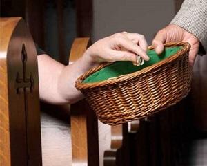 Colecta in biserici pentru olimpici si profesori