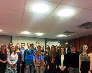 Au inceput inscrierile pentru Concursul International de Discursuri pentru elevi