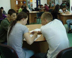 Concurs de creatie literara in limba engleza pentru elevi