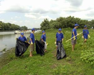 Concurs pe teme de mediu pentru scolile din judetele dunarene