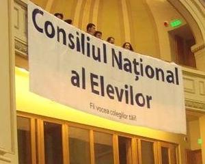 """Consiliul National al Elevilor va derula proiectul """"Ministru pentru o zi"""""""