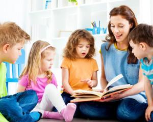 Studiu: 51% dintre copiii romani nu merg la gradinita